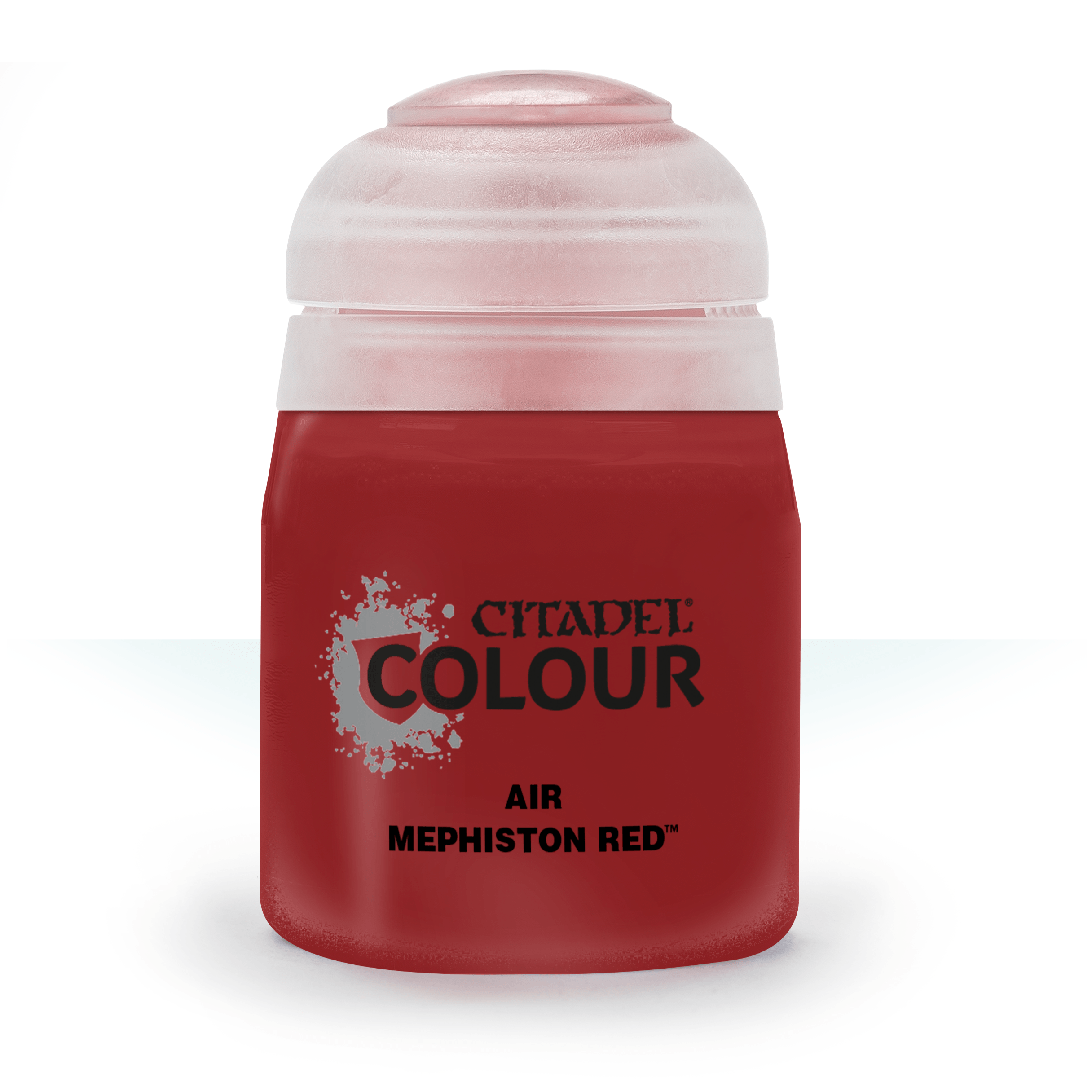 Citadel Airbrush Paints: Mephiston Red Air (24ML)