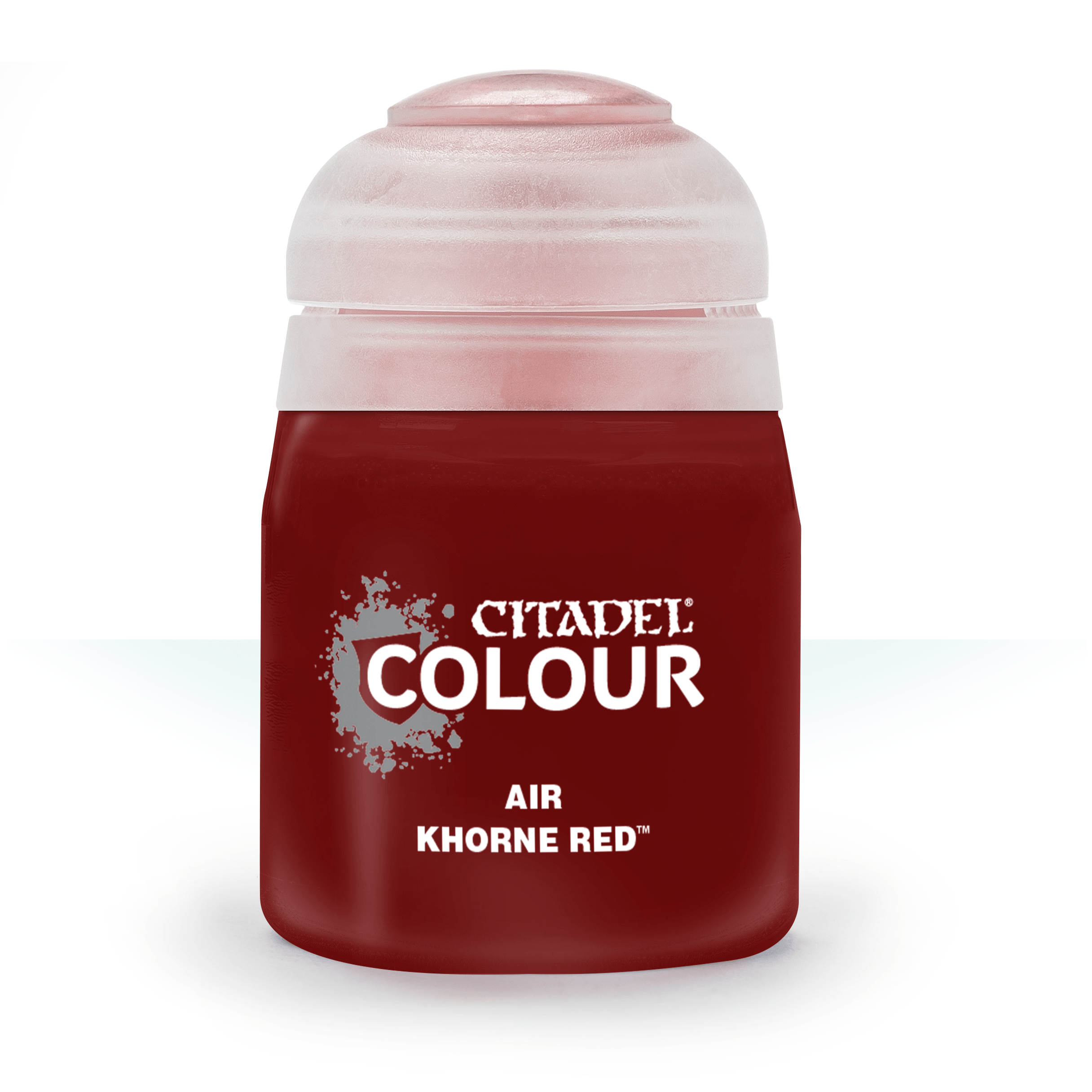 Citadel Airbrush Paints: Khorne Red Air (24ML)
