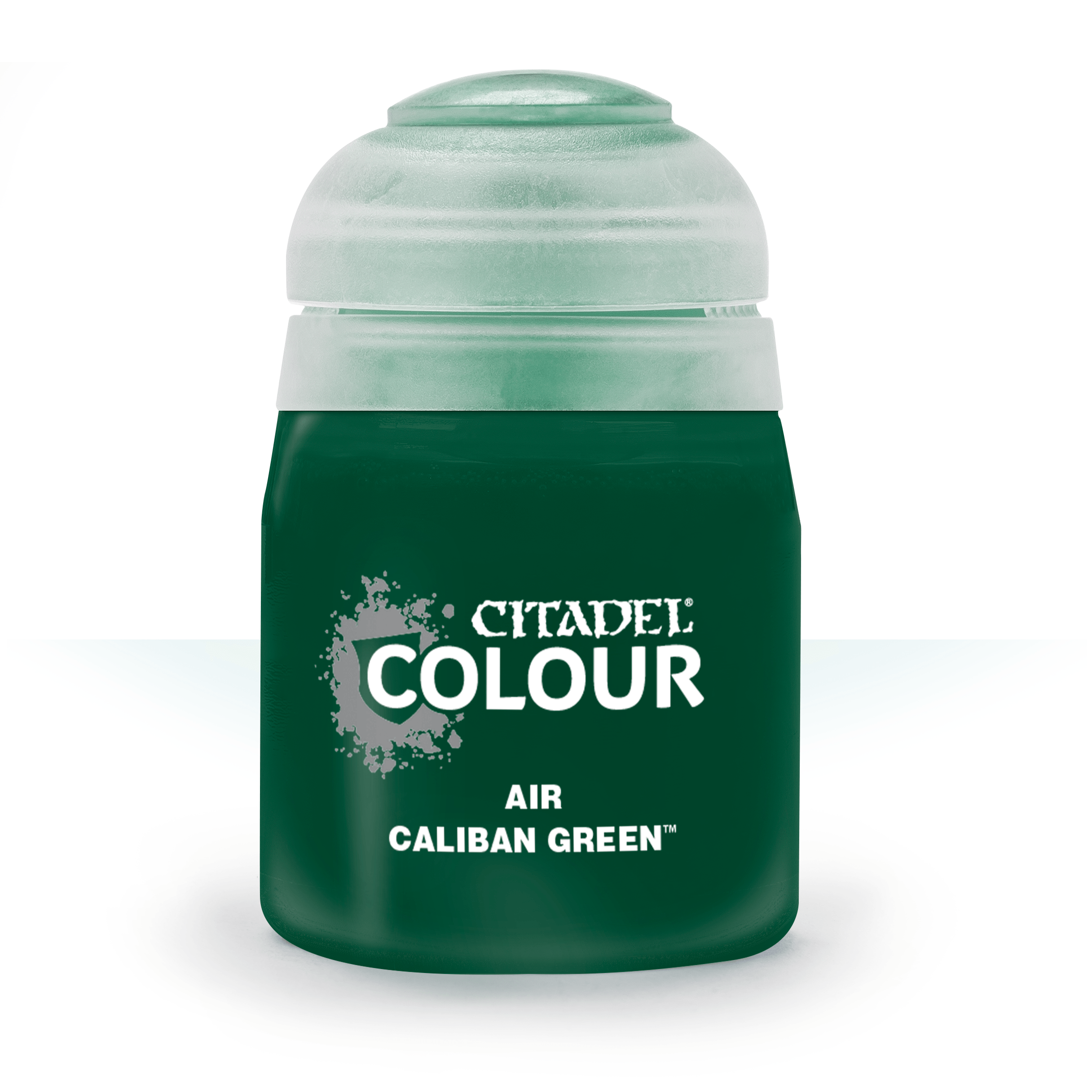 Citadel Airbrush Paints: Caliban Green Air (24ML)
