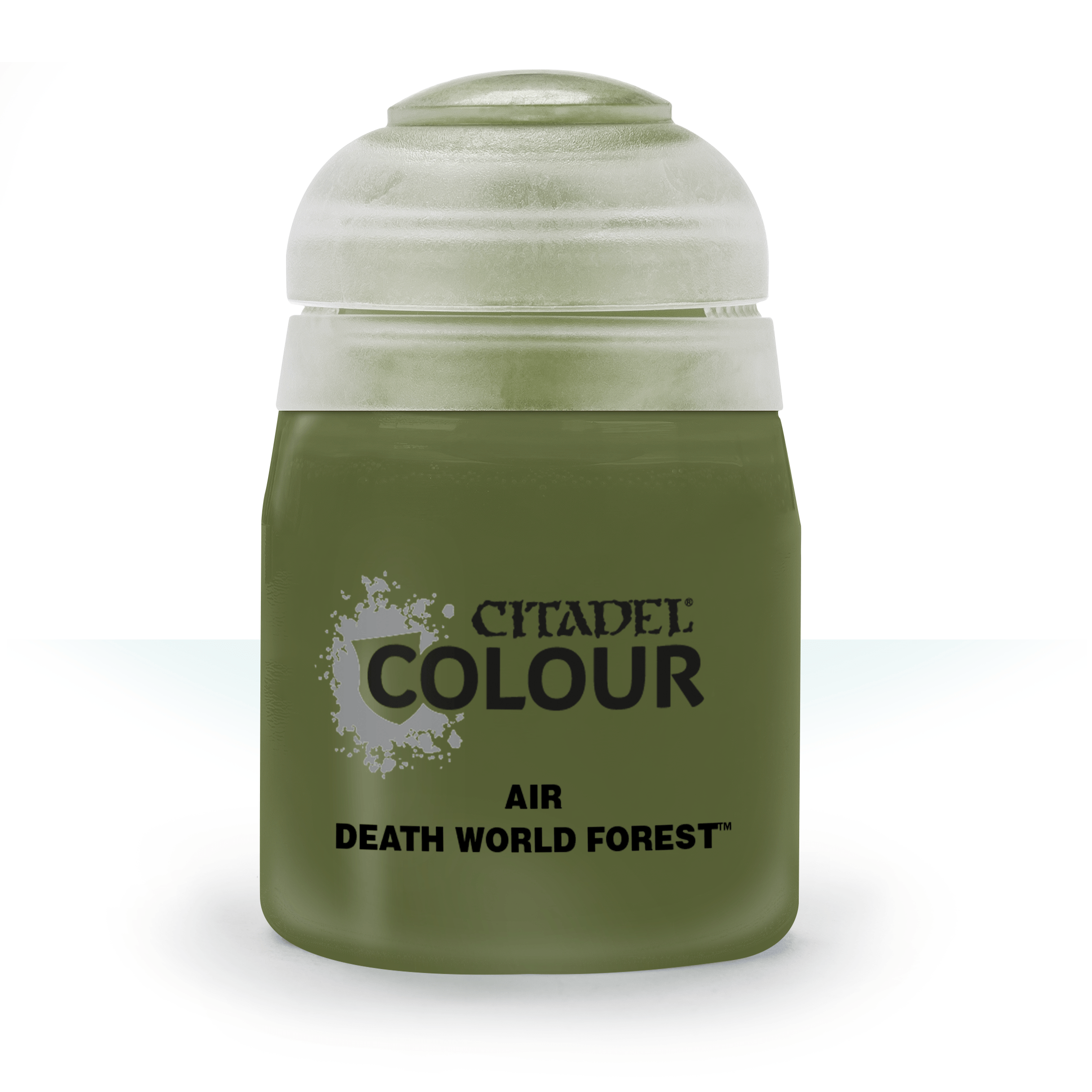 Citadel Airbrush Paints: Deathworld Forest Air (24ML)