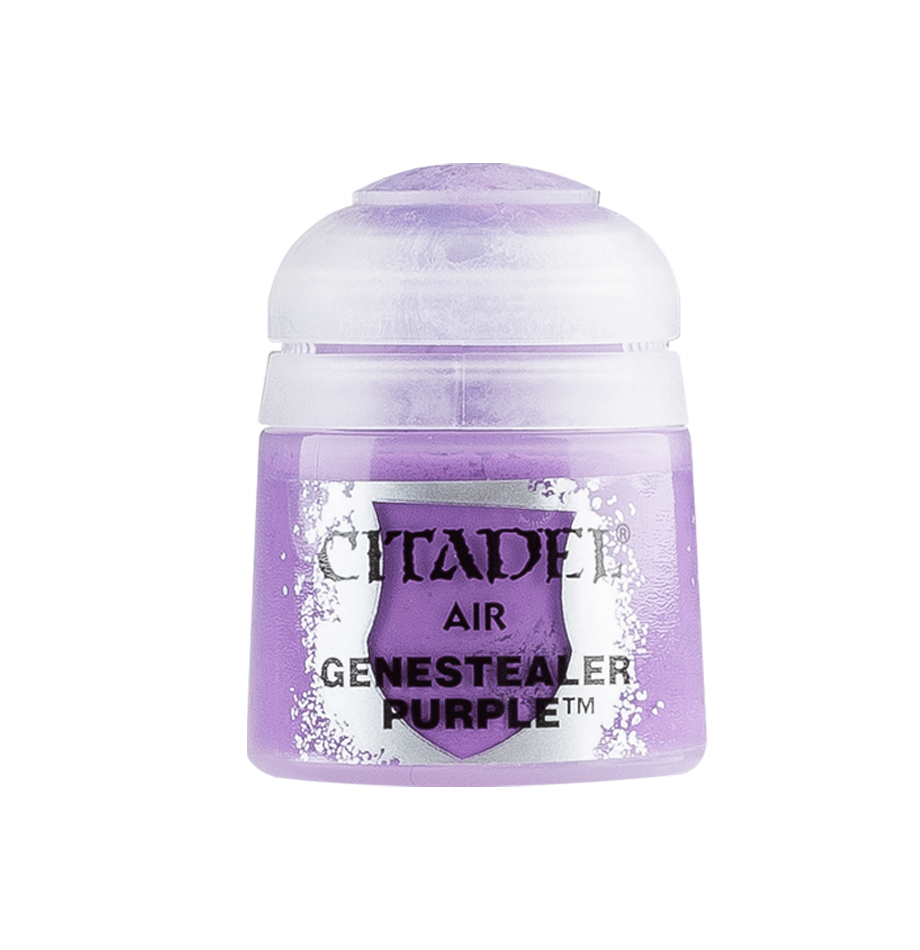 Citadel Airbrush Paints: Genestealer Purple Air (24ML)