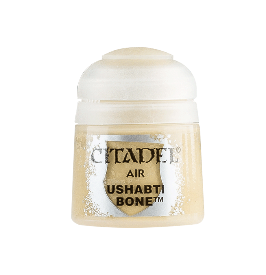 Citadel Airbrush Paints: Ushabti Bone Air (24ML)