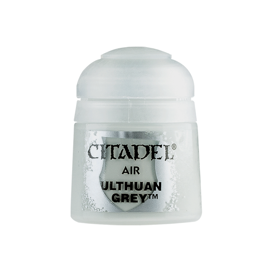 Citadel Airbrush Paints: Ulthuan Grey Air (24ML)