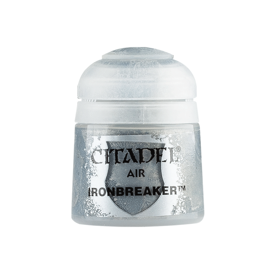 Citadel Airbrush Paints: Ironbreaker Air (24ML)