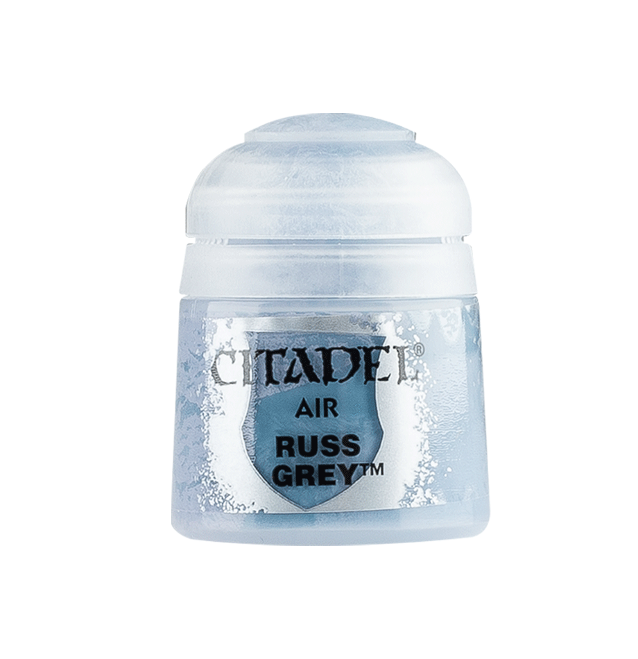Citadel Airbrush Paints: Russ Grey Air (24ML)