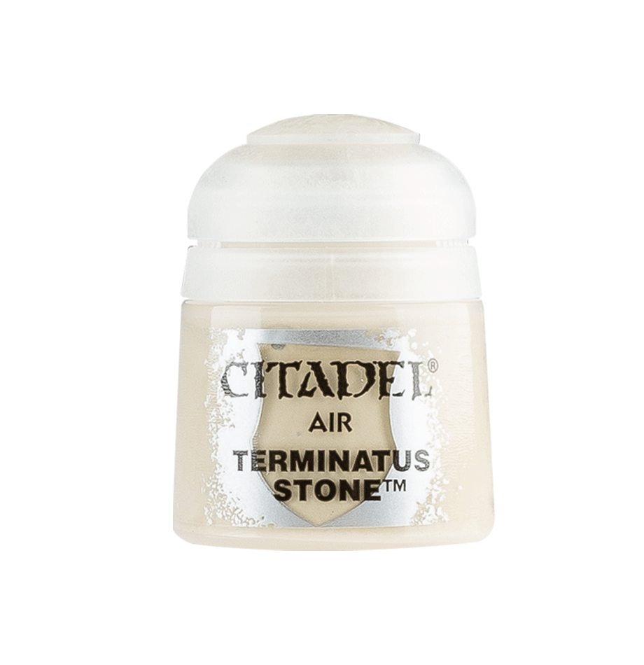 Citadel Airbrush Paints: Terminatus Stone Air (24ML)