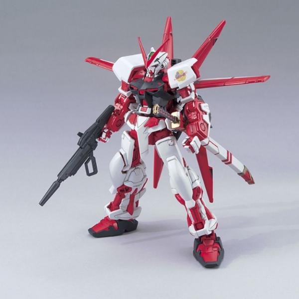 Gundam:   HG 1/144 GUNDAM ASTRAY RED FRAME (FLIGHT UNIT)