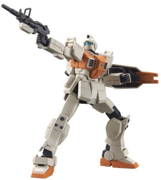 Gundam: HG 1/144 GM GROUND TYPE
