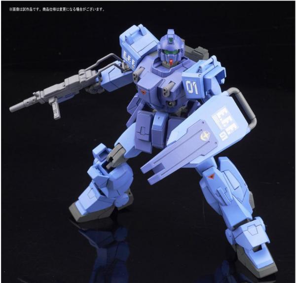 """Gundam: HG 1/144 BLUE DESTINY UNIT1 """"EXAM"""""""