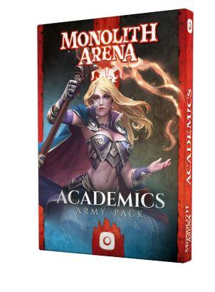 Monolith Arena: Academics Army Pack