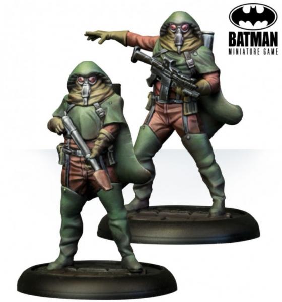 Batman Miniature Game: Kobra Hazard Troopers