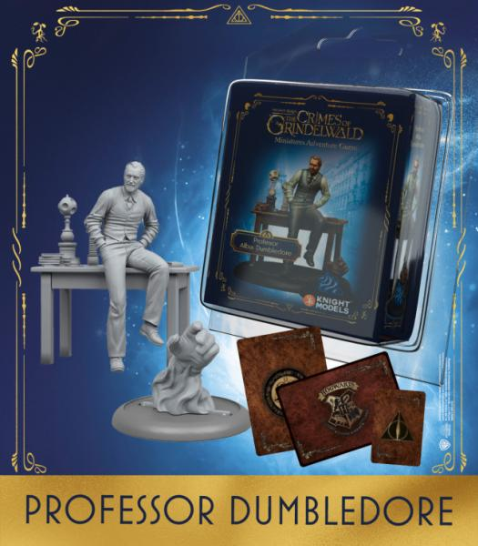Harry Potter Miniature Game: PROFESSOR ALBUS DUMBLEDORE (Jude Law)