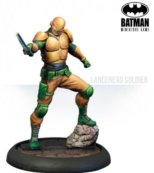 Batman Miniature Game: Kobra Soldiers