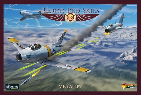 Blood Red Skies: MiG Alley