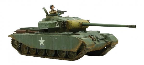 Bolt Action, 2nd Edition: British - Centurian Mk III
