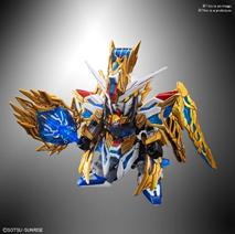 Bandai Hobby:  Zhuge Liang Freedom Gundam  ''SD Sangoku Soketsuden'', Bandai SD