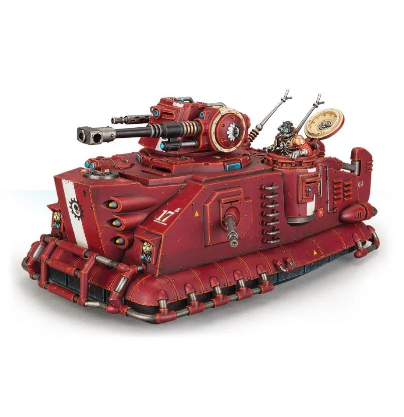 WH40K: Adeptus Mechanicus Skorpius Disintegrator