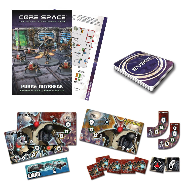 Core Space: Purge Outbreak Expansion