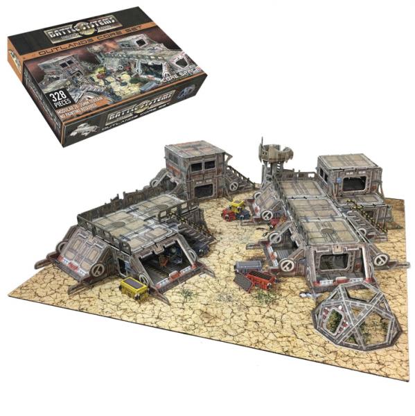 Battle Systems: Outlands Core Set