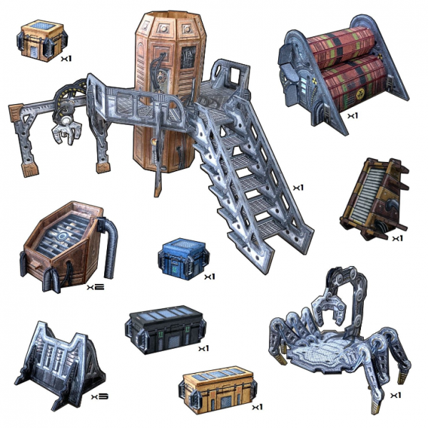 Battle Systems: Engineering Sector