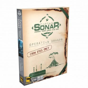 Captain Sonar: Operation Dragon Expansion