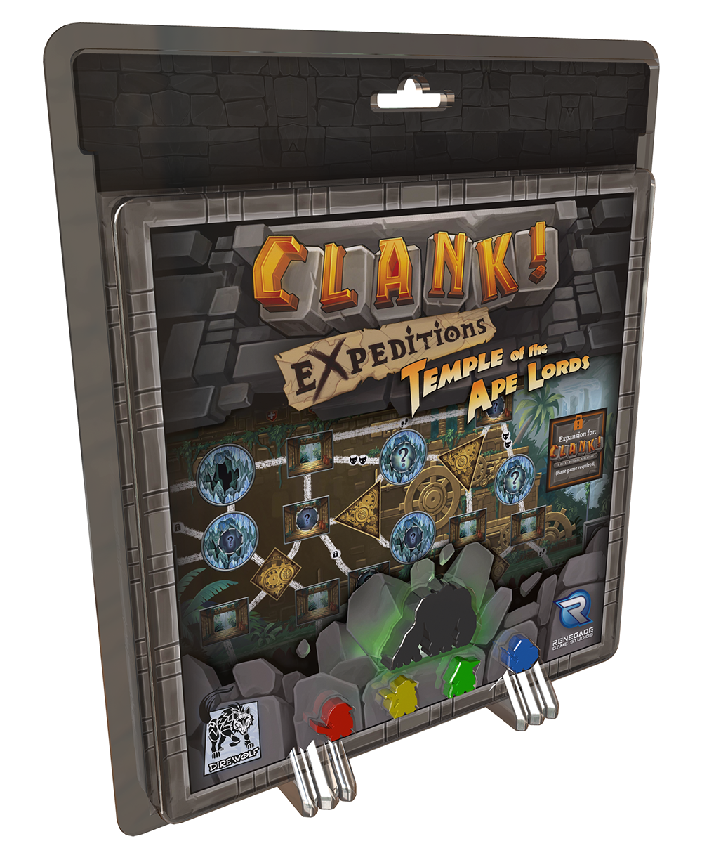 Clank! Expeditions:Temple of the Ape Lords