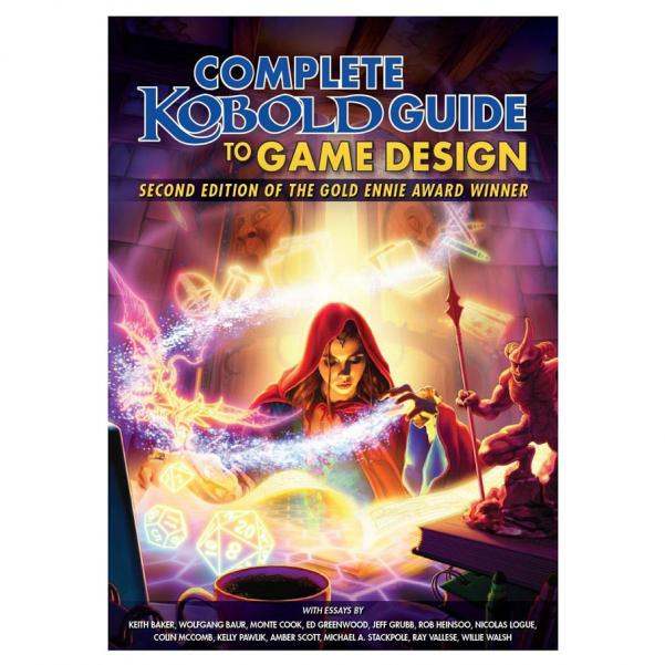 The Complete Kobold Guide to RPG Design