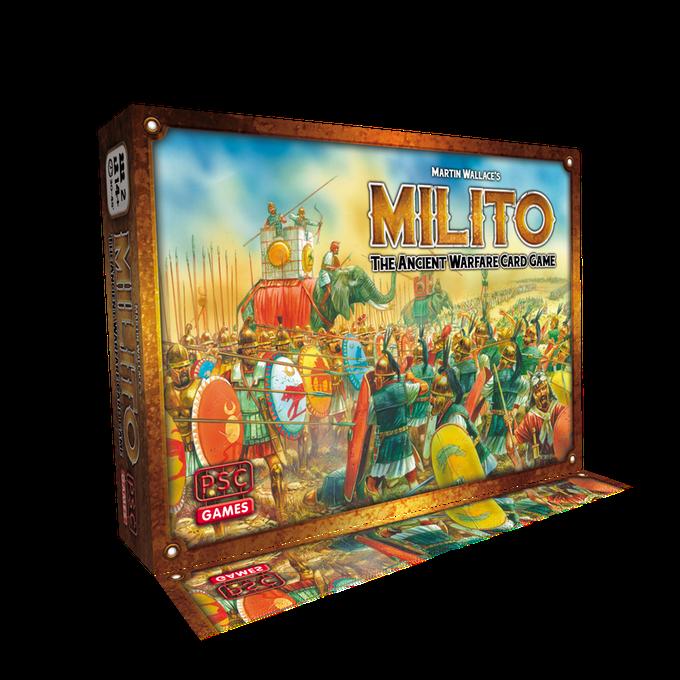 Milito: The Ancient Warfare Card Game