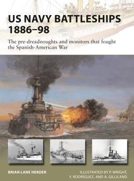 [New Vanguard #271] US Navy Battleships 1886–98