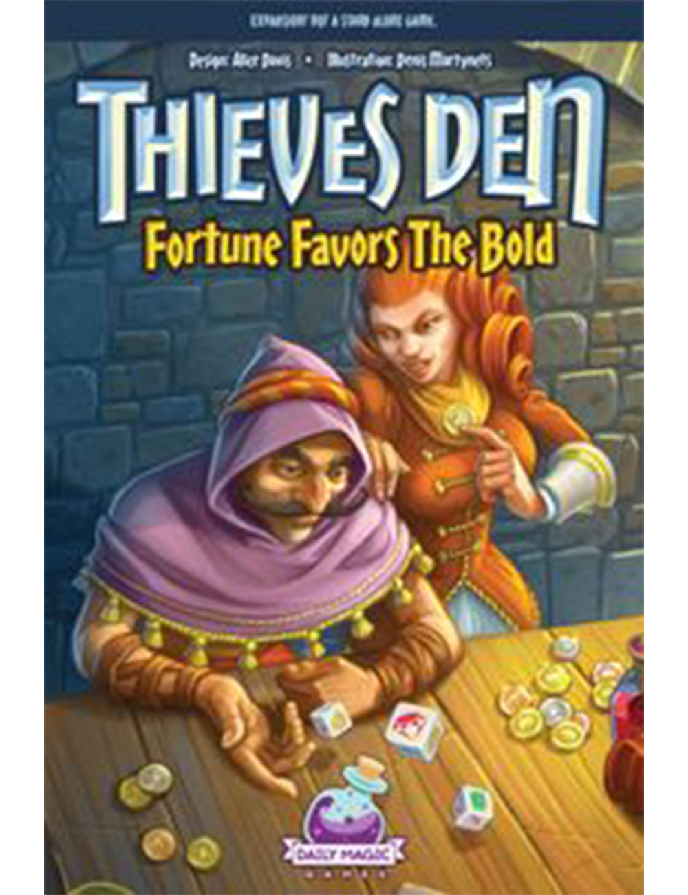 Thieves Den: Fortune Favors The Bold