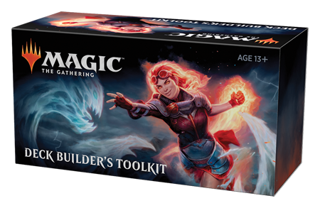 Magic The Gathering: Core Set 2020 Deck Builder's Toolkit