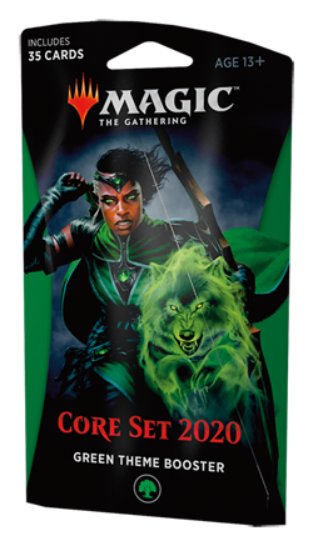 Magic The Gathering: Core Set 2020 Theme Booster Pack (1)