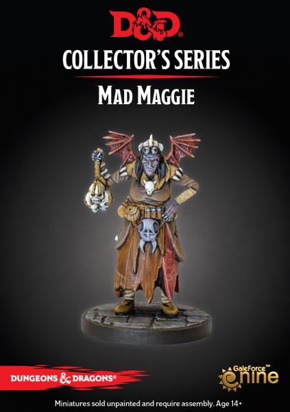 D&D Miniatures: Descent into Avernus - Mad Maggie (1)