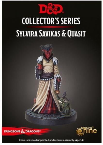 D&D: Descent into Avernus - Sylvira Savikas