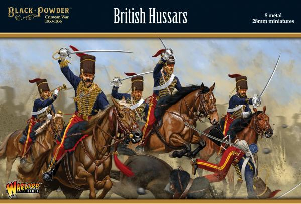 Black Powder: Crimean War - British Hussars