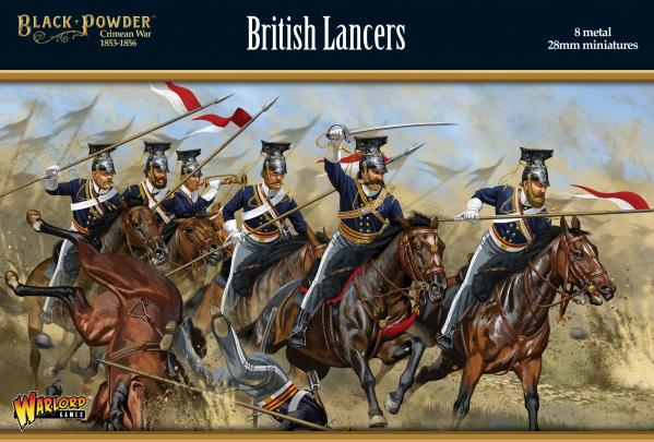 Black Powder: Crimean War - British Lancers