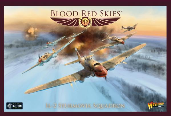 Blood Red Skies: Il-2 Sturmovik Squadron