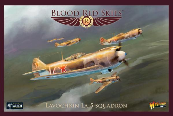 Blood Red Skies: Lavochkin LA-5 Squadron