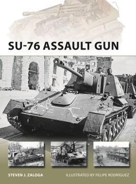 [New Vanguard #270] SU-76 Assault Gun