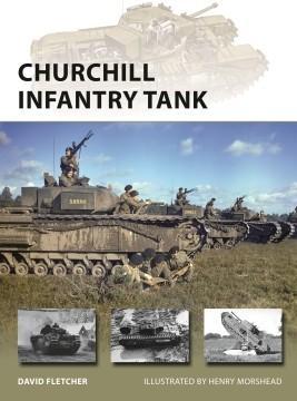 [New Vanguard #272] Churchill Infantry Tank