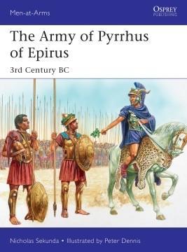 [Men-At-Arms #528] The Army of Pyrrhus of Epirus