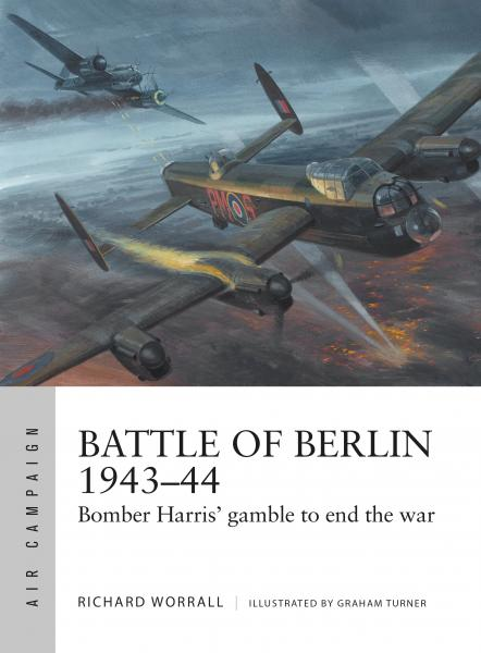 [Air Campaign #11] Battle of Berlin 1943–44