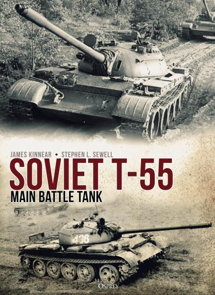 [General Military]  Soviet T-55 Main Battle Tank