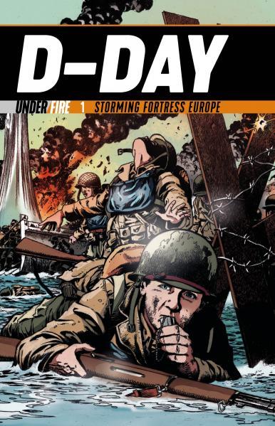 [Under Fire #1]  D-Day