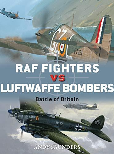 [General Military] RAF Fighters vs Luftwaffe Bombers