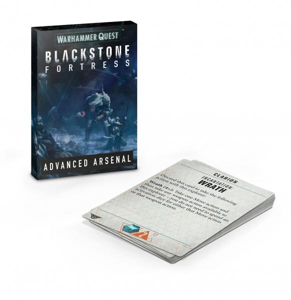 Warhammer Quest: Blackstone Fortress - Advanced Arsenal