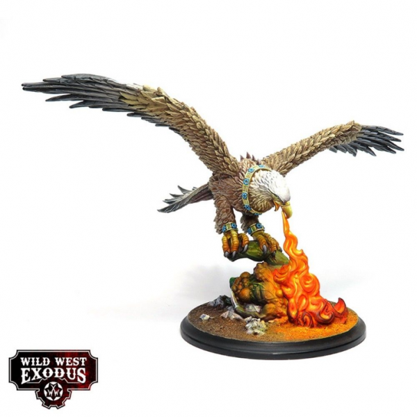 Wild West Exodus: Fire Eagle / Great Thunderbird