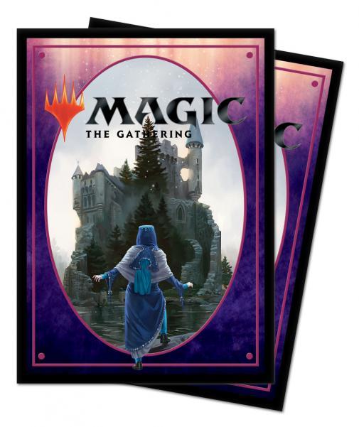 Magic: Throne of Eldraine V6 Standard Deck Protectors (100)