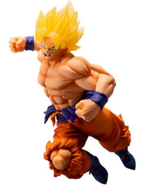Super Saiyan Son Goku 93' ''Dragon Ball'', Bandai Ichiban Figure