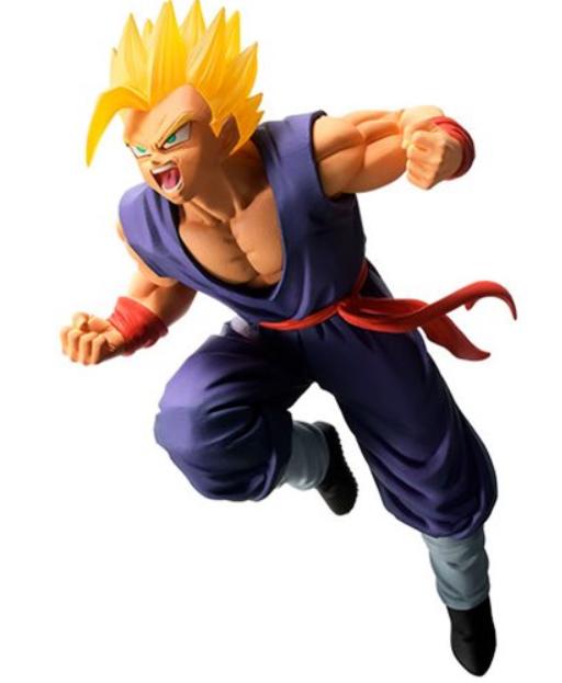 Super Saiyan Son Gohan 94' ''Dragon Ball'', Bandai Ichiban Figure